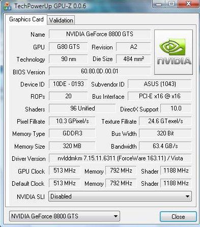 TechPowerUp GPU-Z 0.5.0