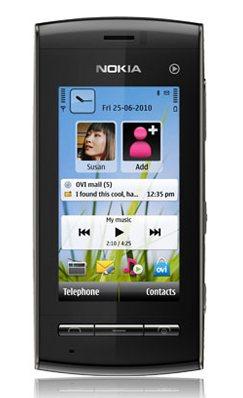 Nokia представила некоторые подробности о смартфоне 5250