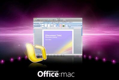 Microsoft Office для системы MAC OS