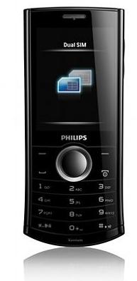Бюджетный телефон Philips Xenium X503