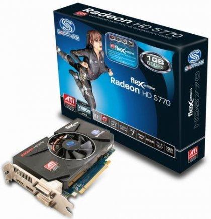 ATI Radeon HD 5770 можно подключить 4 монитора