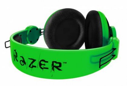 Модные наушники Razer Orca