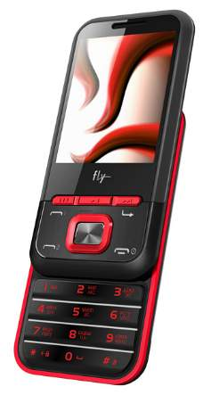 Телефон Fly MC220 кто любит музыку