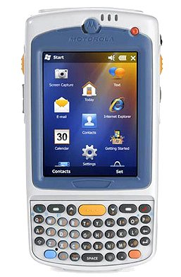 Коммуникатор Motorola MC75A0-HC