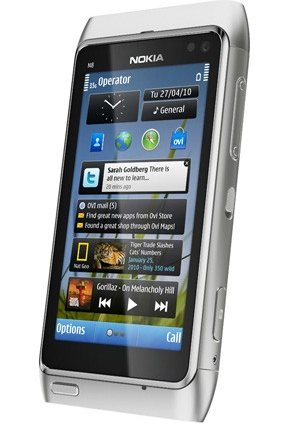 Известна дата выхода Nokia N8