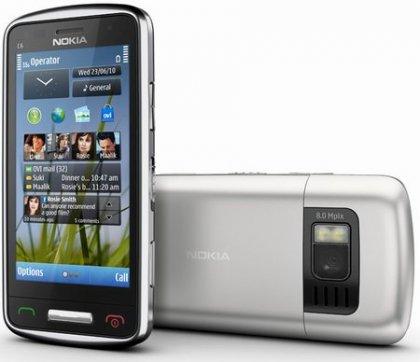 Анонс смартфона Nokia C6-01