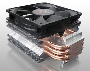 Xigmatek Gaia SD1283 – тихий процессорный кулер