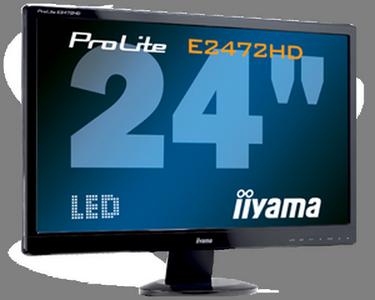 24-дюймовый монитор ProLite E2472HD-1