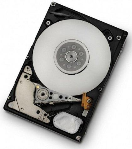 Жесткие диски Hitachi Ultrastar C10K600