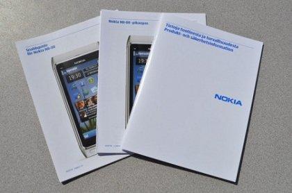 Первые фото нового смартфона Nokia N8