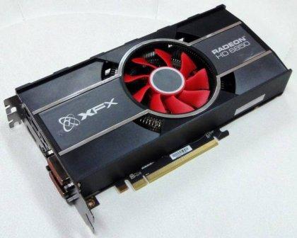 Видеокарты Radeon HD 6870/6850