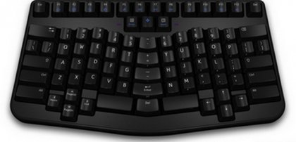 Симметричная клавиатура от Truly Ergonomic