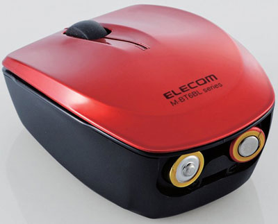 Мышь Elecom M-BT6BL с Bluetooth 3.0