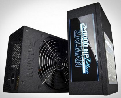Блок питание Zalman ZM850-HP Plus и ZM1000-HP Plus