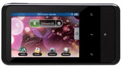 Медиаплеер Creative ZEN Touch 2 с камерой