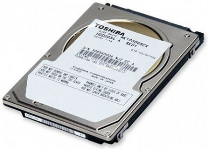 Жесткий диск Toshiba повышенной надёжности