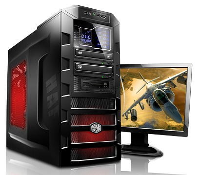 Геймерские ПК iBuyPower Gamer Mage D345/D335