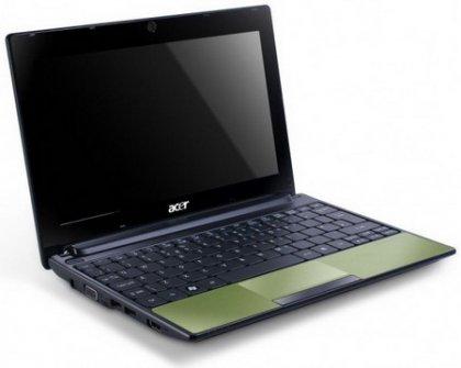 Acer Aspire One 522 – нетбук на базе AMD Fusion
