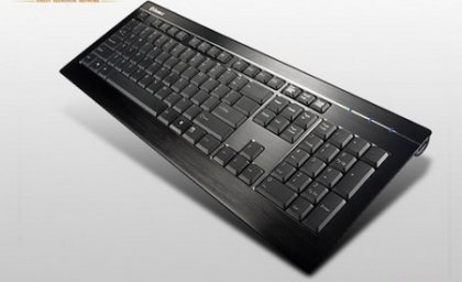 Бесшумная клавиатура Aurora Lite