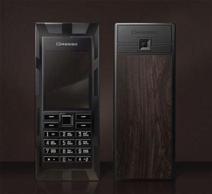 Телефон Gresso Luxor за 100 тысяч рублей