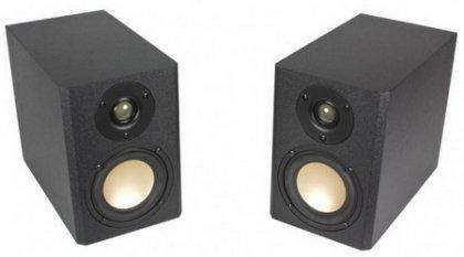 Обновленая акустическая система 2.0 Kro Craft Rev.B
