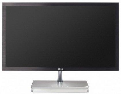 Начало продаж тонких ЖК-мониторов серии LG E90
