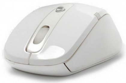 Мышь Nexus Silent станет белой
