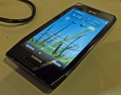 Новые подробности о Nokia X7-00