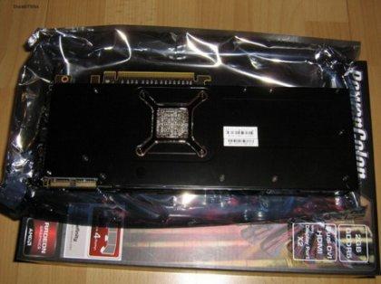 Живые фотографии Radeon HD 6970 от PowerColor