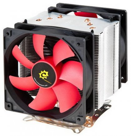 Анонс CPU кулера Twister 120