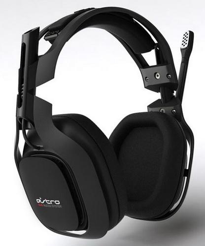Astro Gaming A40 – гарнитура с отличным качеством звука