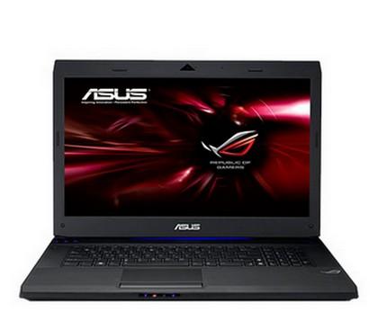 Мощный игровой ноутбук ASUS G73SW