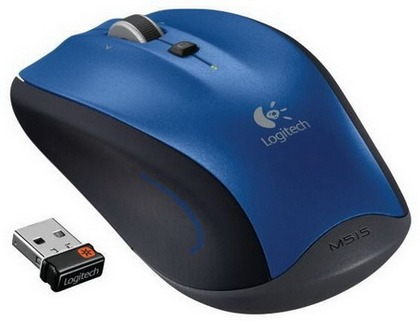 Мышь Logitech Wireless Mouse M515