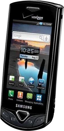 Смартфон Samsung I100 Gem на Android 2.1