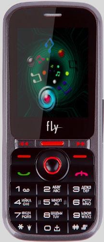 Fly MC165 с двумя microSD картами