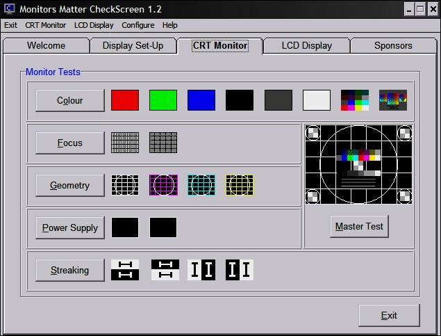Программа Проверки Lcd Мониторов