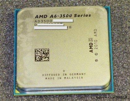 Трехъядерный процессор AMD A6-3500