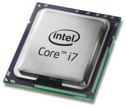 Мобильный процессор Celeron 787