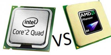 Что лучше AMD или Intel. Какой процессор выбрать