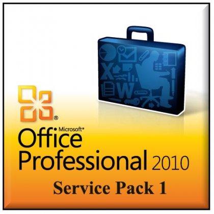 Office 2010 SP1 доступен в сети