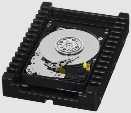 Улучшенные Western Digital VelociRaptor