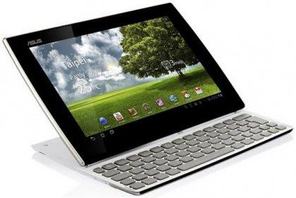 Новый планшет от ASUSTeK - Eee Pad Silver SL101