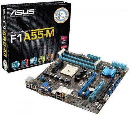 Материнская плата F1A55-M от ASUSTeK Computer Inc