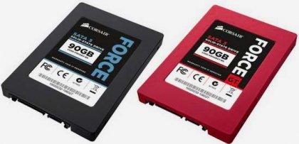 Новые SSD накопители от Corsair