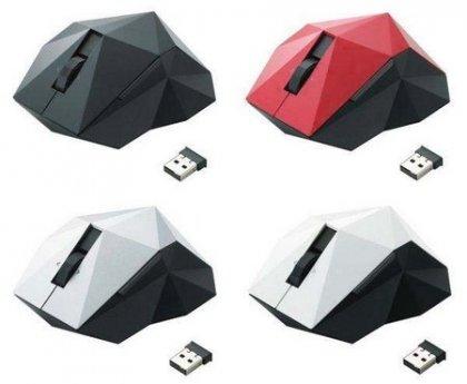Мышь Elecom Nendo Orime с уникальным дизайном