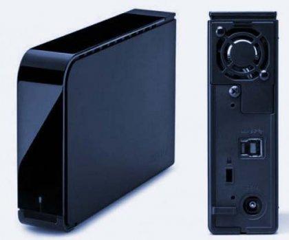 Внешние USB накопители HD-LXU3 и HD-LXVU3 от Buffalo