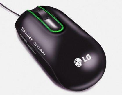Грызун-сканер от LG