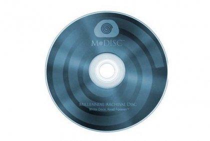 M-Disc - оптические диски нового поколения