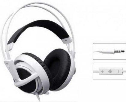 Наушники SteelSeries 7H и Siberia V2 для гаджетов Apple