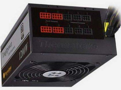 Thermaltake расширяет линейку модульных блоков питания Toughpower Silver